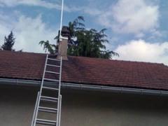 Installation toiture