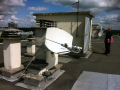 Installation multi-satellites