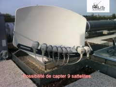 Installation multi-satellites