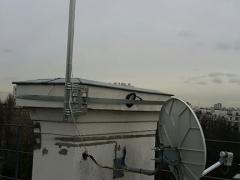 Antenne rateau/paraboles
