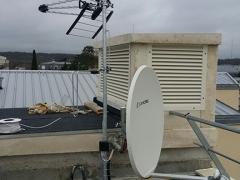 Antenne mixte
